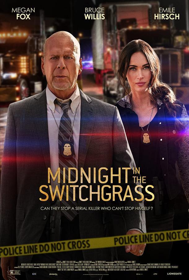 Полночь на злаковом поле / Midnight in the Switchgrass (2021)