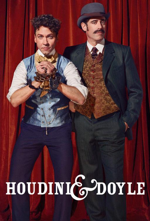 Гудини и Дойл / Houdini and Doyle (2016)