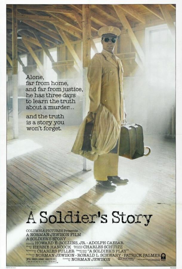 Армейская история (1984) смотреть бесплатно онлайн
