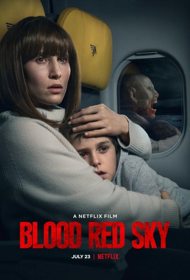 Кроваво-красное небо (2021) смотреть бесплатно онлайн