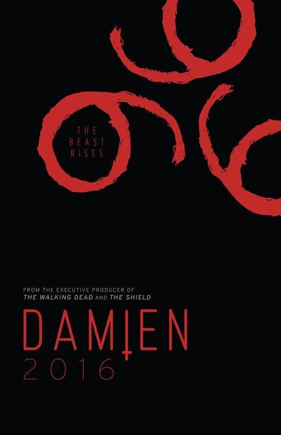 Дэмиен  (2016) 1 сезон 10 серия.