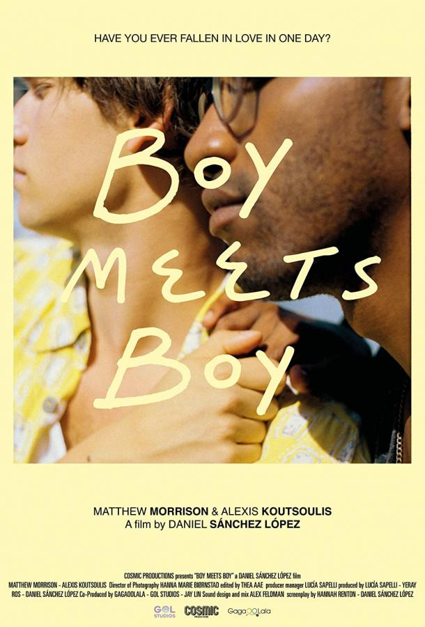 Парень с парнем / Boy Meets Boy (2021)