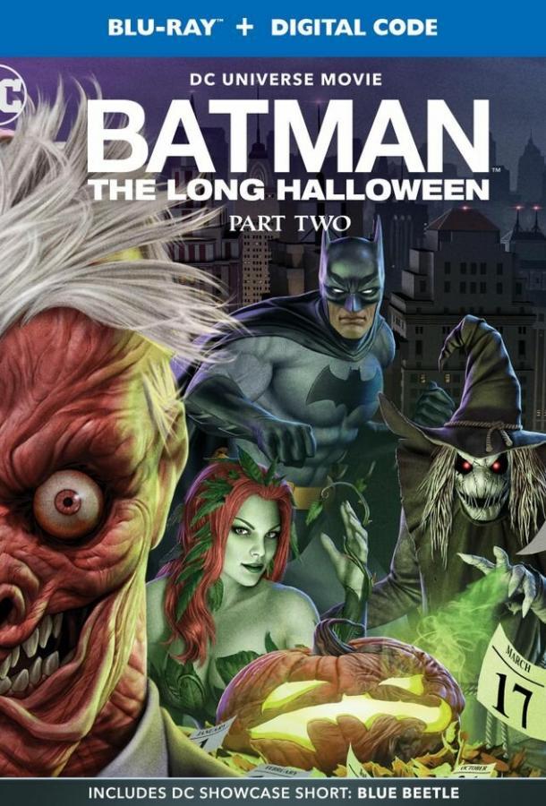 Бэтмен: Долгий Хэллоуин. Часть 2 (2021) смотреть онлайн в хорошем качестве