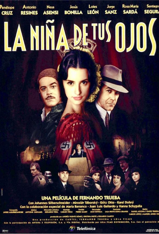 Девушка твоей мечты / La niña de tus ojos (1998) смотреть онлайн