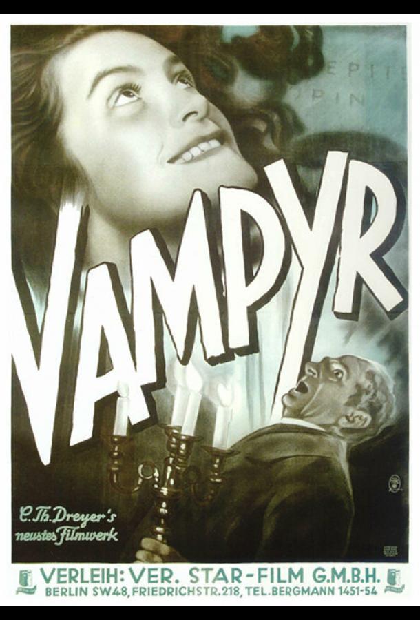 Вампир: Сон Алена Грея / Vampyr (1932) смотреть онлайн