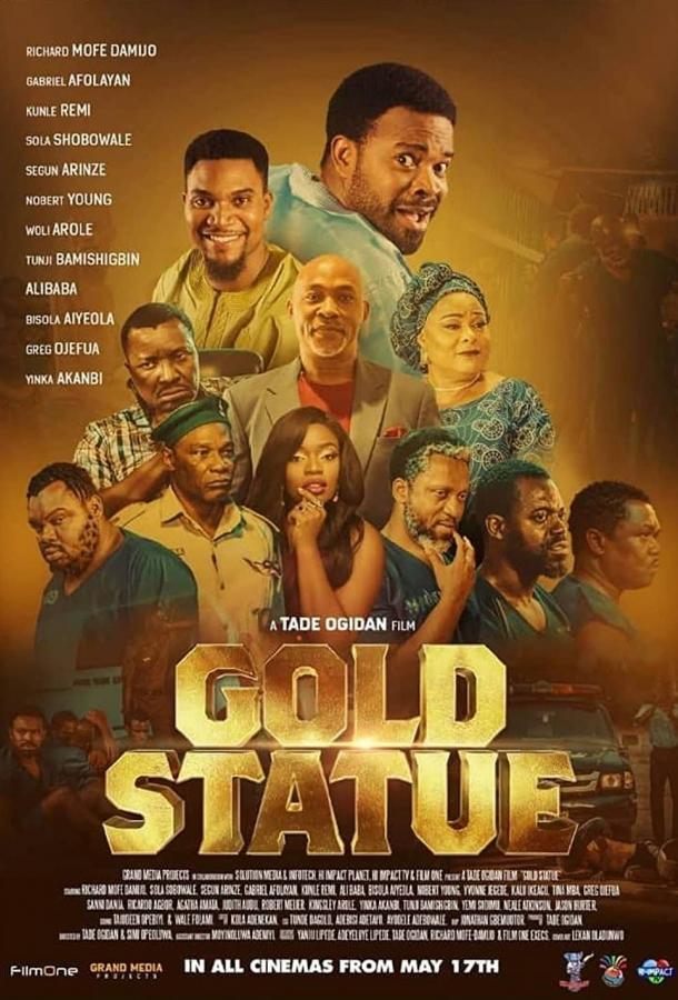 Золотая Статуя (2019) смотреть онлайн в хорошем качестве