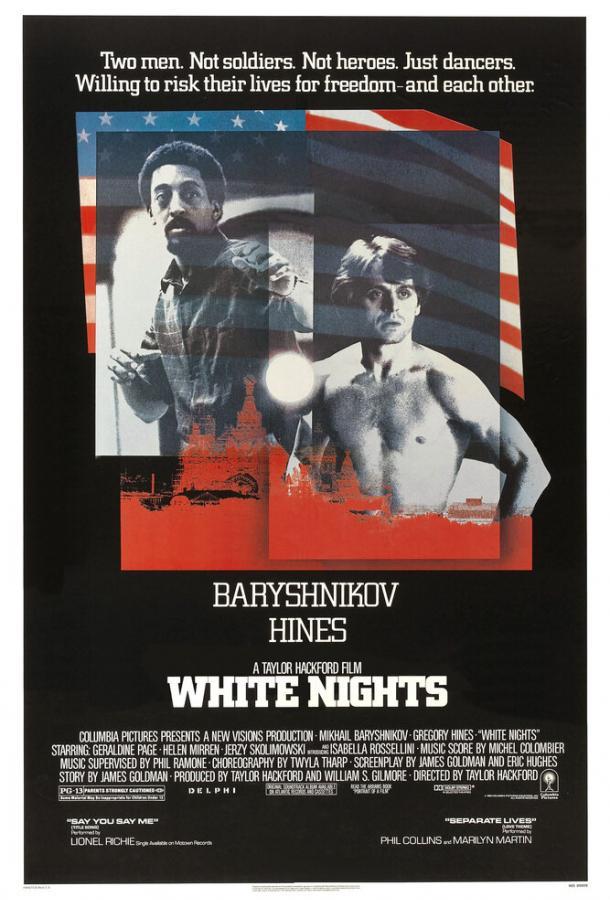 Белые ночи (1985) смотреть онлайн в хорошем качестве