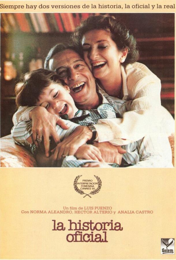 Официальная версия (1985) смотреть бесплатно онлайн