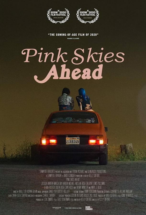 Розовое небо впереди (2020) смотреть онлайн в хорошем качестве
