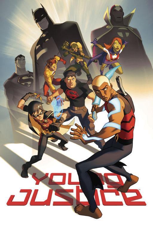 Юная Лига Справедливости / Young Justice (2010)