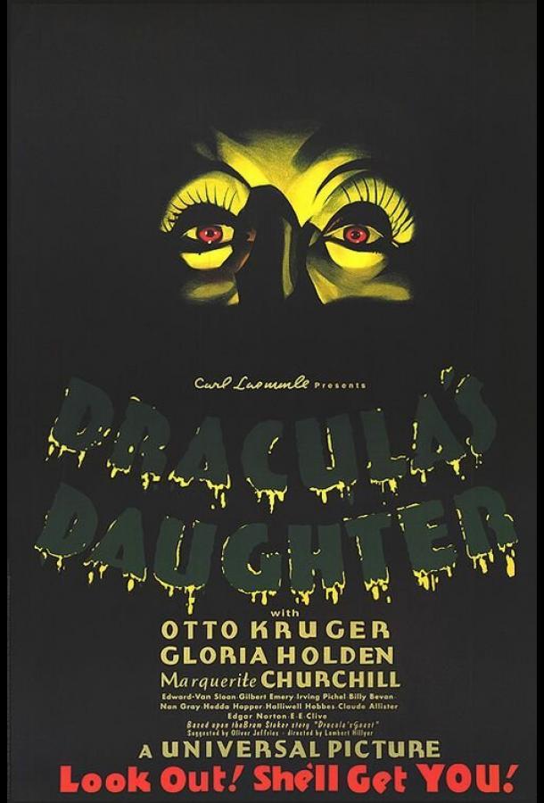 Дочь Дракулы (1936) смотреть бесплатно онлайн