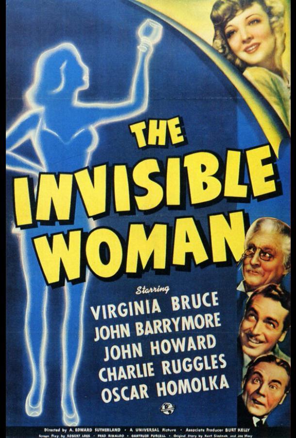 Женщина-невидимка (1940) смотреть онлайн