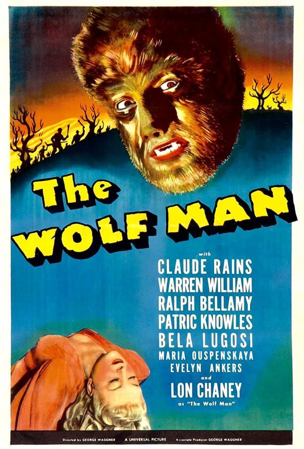 Человек-волк (1941) смотреть бесплатно онлайн