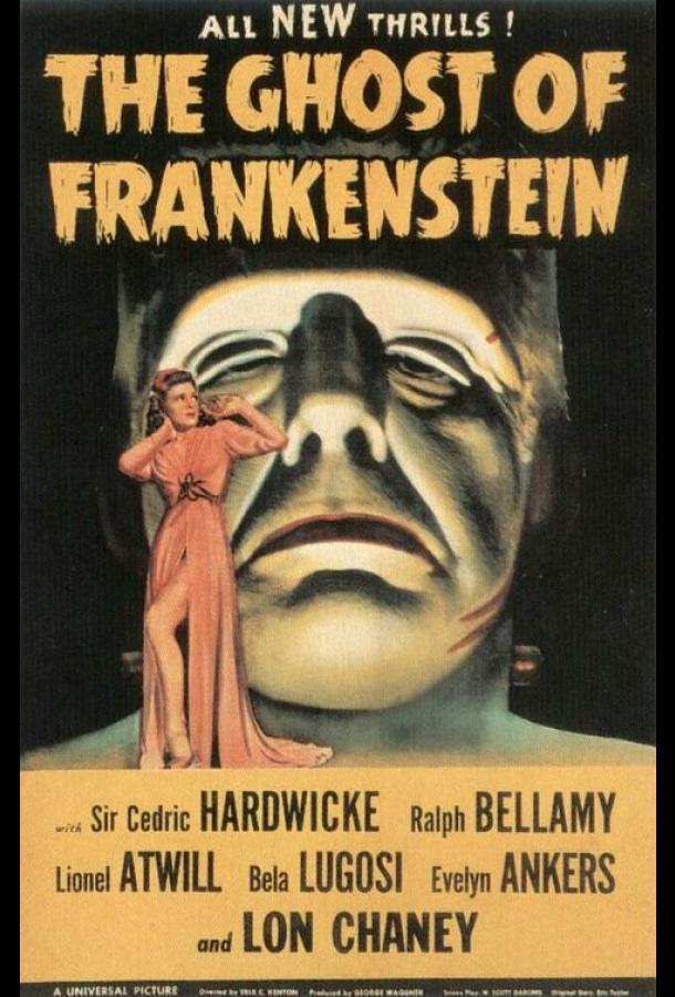 Дух Франкенштейна (1942) смотреть онлайн