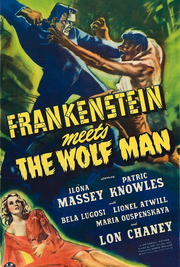Франкенштейн встречает Человека-волка (1943) смотреть онлайн