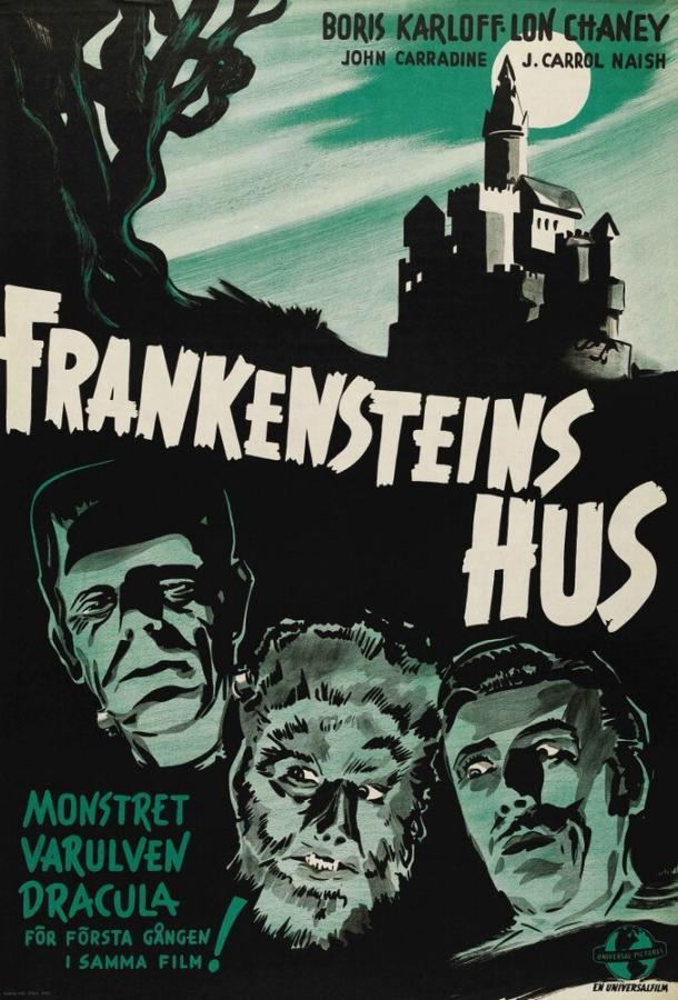 Дом Франкенштейна (1944) смотреть онлайн
