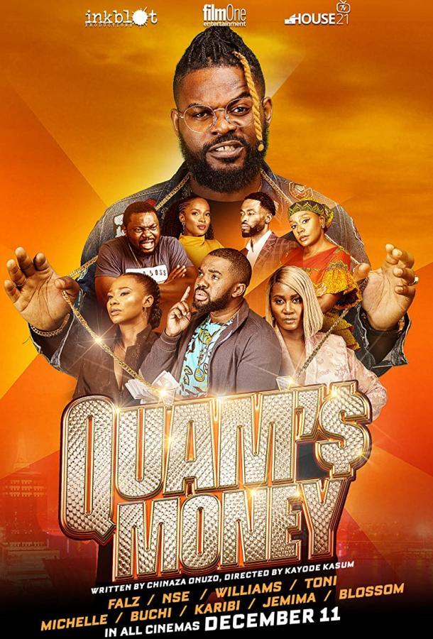 Quam's Money (2020) смотреть онлайн в хорошем качестве
