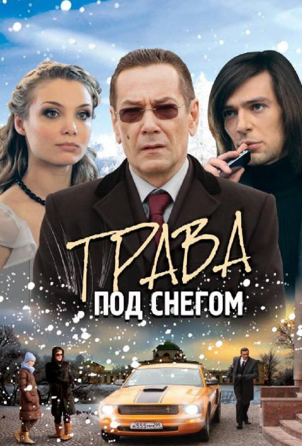 Трава под снегом сериал (2010)
