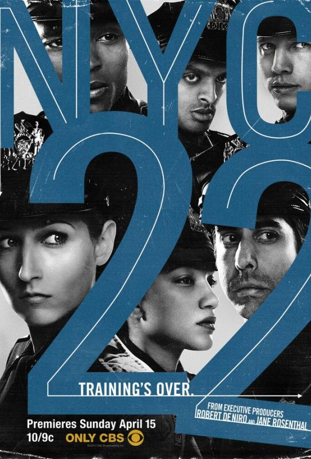 Сериал Нью-Йорк 22 (2012) смотреть онлайн 1 сезон