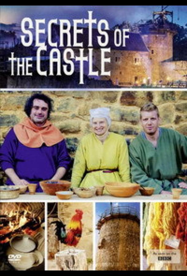 Сериал Как построить средневековый замок (2014) смотреть онлайн 1 сезон