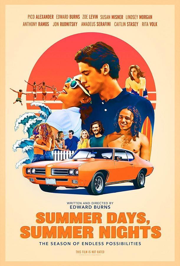 Летние дни, летние ночи (2018) смотреть онлайн в хорошем качестве