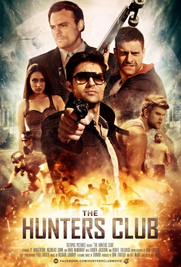 The Hunters' Club 2018 смотреть онлайн в хорошем качестве