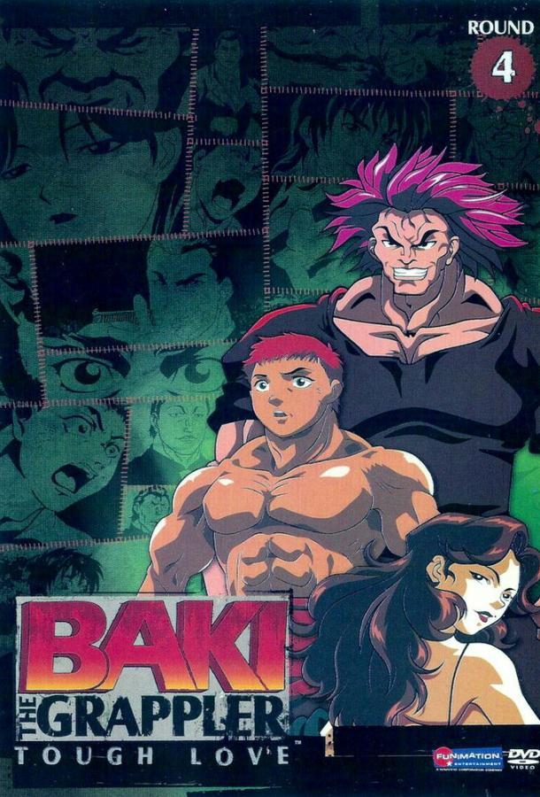 Боец Баки аниме сериал (2001)