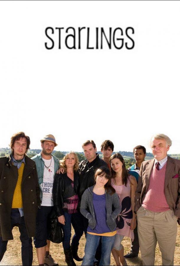 Сериал Старлинги (2012) смотреть онлайн 1-2 сезон