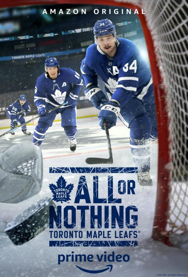 All or Nothing: Toronto Maple Leafs сериал (2021)