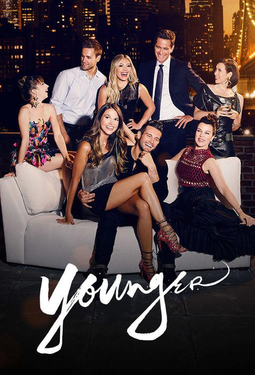 Юная / Молодая / Younger (2015)