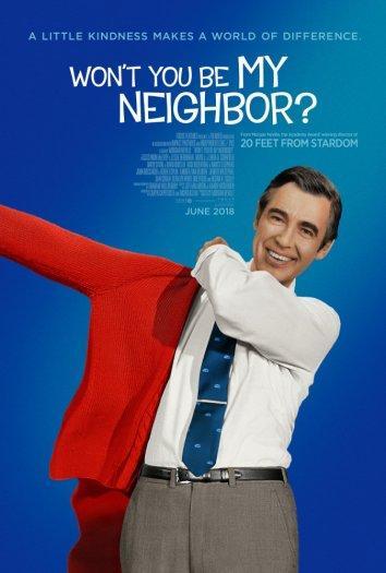Будешь моим соседом? / Won't You Be My Neighbor? (2018)