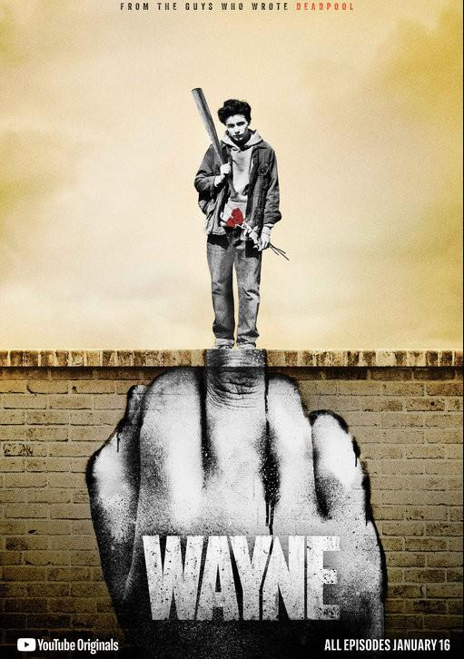 Уэйн / Wayne (2019)