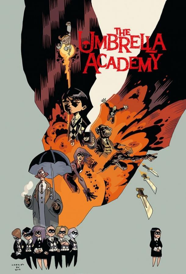 Академия «Амбрелла» / The Umbrella Academy (2019)
