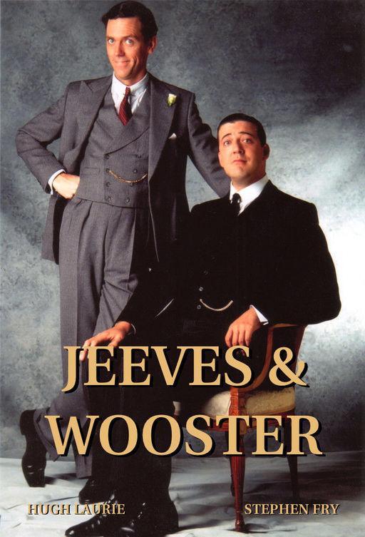 Дживс и Вустер / Jeeves and Wooster (1990)
