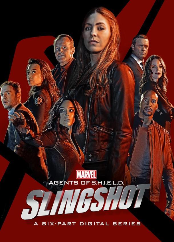 Агенты Щ.И.Т.: Йо-йо / Agents of S.H.I.E.L.D.: Slingshot (2016)