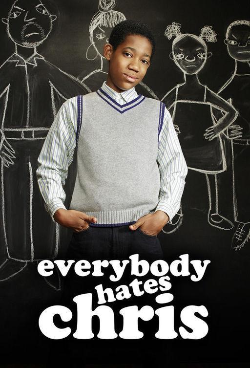 Все Ненавидят Криса / Everybody Hates Chris (2005)