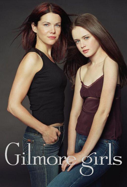 Девочки Гилмор (2000) WEB-DLRip 720p
