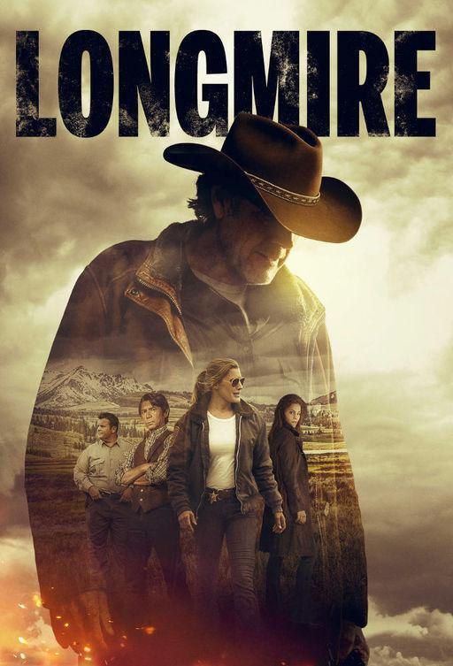 Лонгмайр / Longmire (2012)