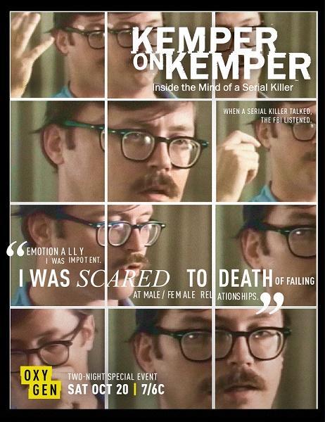 Кемпер в Кемпере: Мыслить, как серийный убийца (2018)