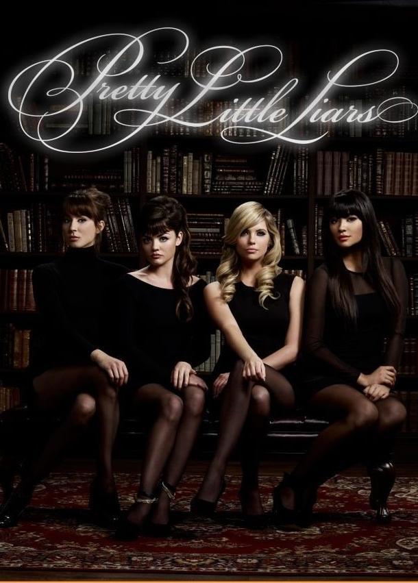 Милые обманщицы / Pretty Little Liars (2010) смотреть онлайн 1-7 сезон