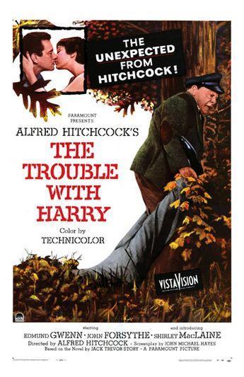 Неприятности с Гарри / The Trouble with Harry (1955)