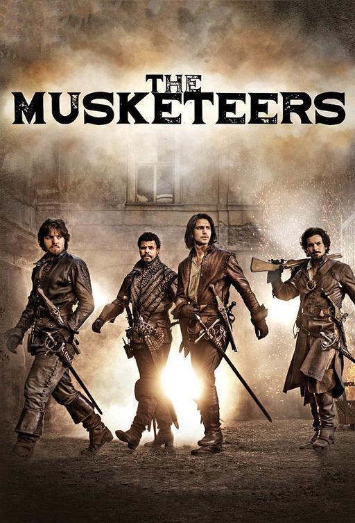 Мушкетеры / The Musketeers (2014)