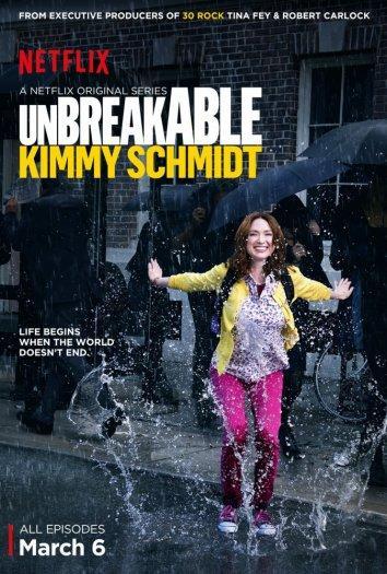 Несгибаемая Кимми Шмидт (3 сезон) смотреть онлайн