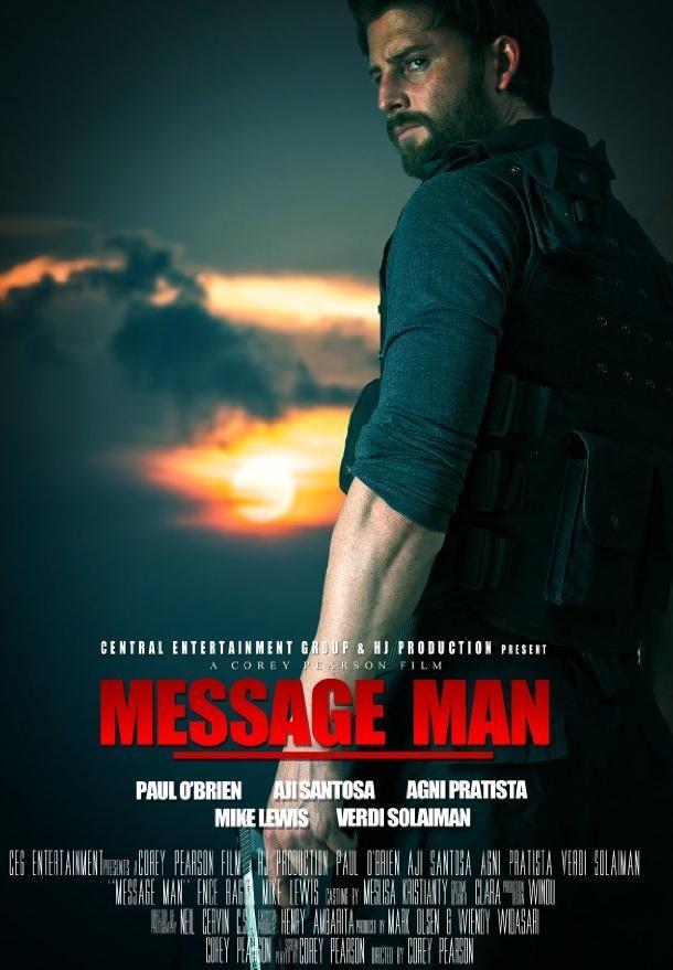 Мститель / Message Man  2020