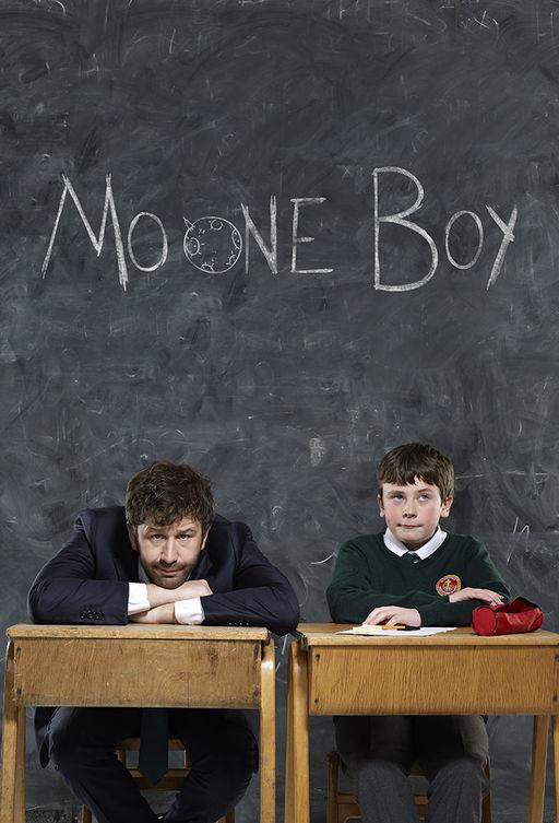 Малыш Мун / Moone Boy (2012)
