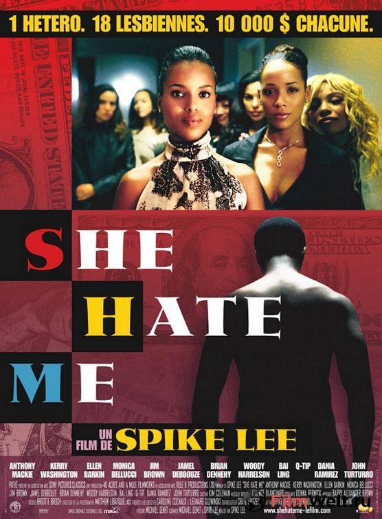 Она ненавидит меня / She Hate Me (2004)