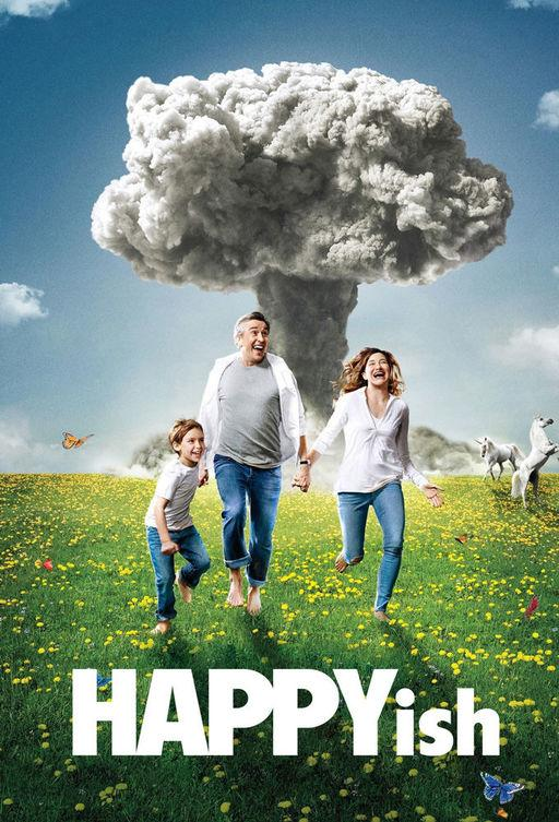 Типа счастье / Happyish (2015)