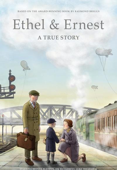 Этель и Эрнест / Ethel & Ernest (2016)