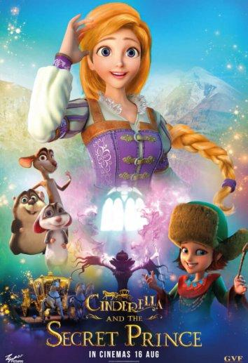 Золушка и тайный принц / Cinderella and Secret Prince (2018)