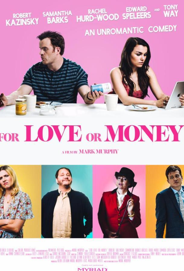 Любовь по расчету / Ради денег или любви (2019)